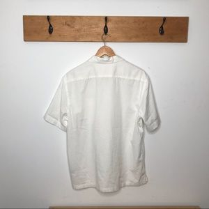 H&M Shirts - H&M shirt sleeve button down shirt Size M
